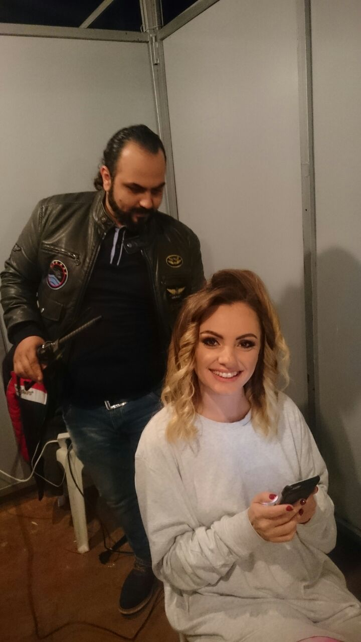 18 best juliano asmar hair up classy style images on pinterest alexandra stan in lebanon hair make up by juliano asmar pmusecretfo Choice Image