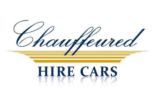 Chauffeured Hire Cars Logo Design