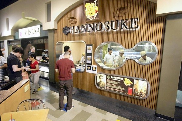Counter Intelligence: Hannosuke and Ramen Iroha arrive in U.S.  Hannosuke and Ramen Iroha, popular populist restaurants from Japan, open locations in Mitsuwa and Marukai supermarket food courts.