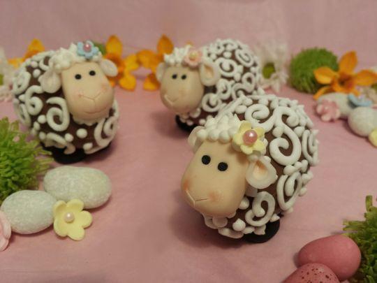 Sheep Easter Eggs