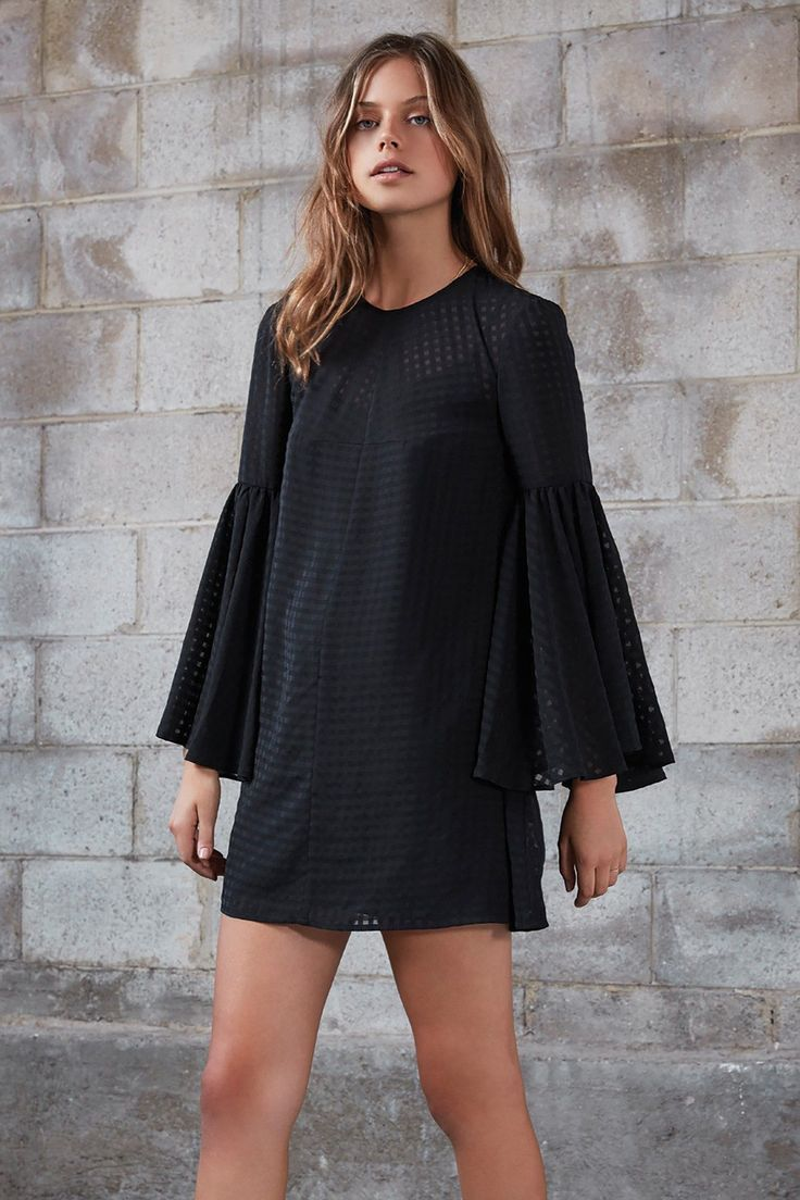 The Fifth Label - The Fifth In Theory Dress Black
