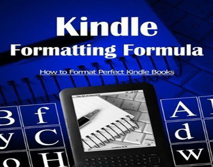mast3rss: give you teach how to format kindle books for $5, on fiverr.com