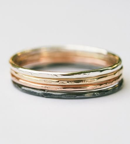 Resultado de imagen para combinated gold jewelry