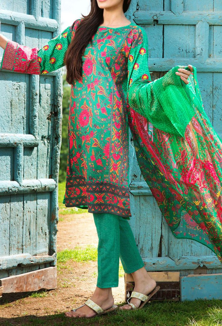 Buy Sea Green Embroidered Poly Viscose Salwar Kameez by Khaadi 2015 Call: (702) 751-3523 Email: Info@PakRobe.com www.pakrobe.com #WINTER #SALWAR #KAMEEZ https://www.pakrobe.com/Women/Clothing/Buy-Winter-Salwar-Kameez-Online