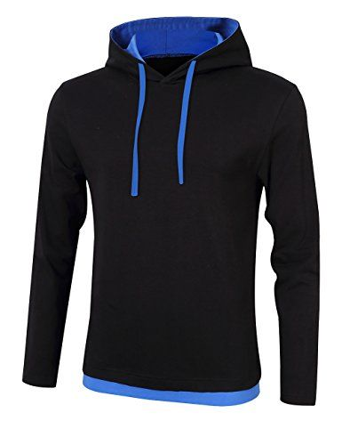 Mens Sports Fitness Contrast Light Weight Hoodie Pullover... https://www.amazon.com/dp/B01MF506L4/ref=cm_sw_r_pi_dp_x_J3Ycyb2CV41N4