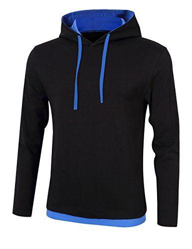 Mens Sports Fitness Contrast Light Weight Hoodie Pullover... https://www.amazon.com/dp/B01MF506L4/ref=cm_sw_r_pi_dp_x_J3Ycyb2CV41N4