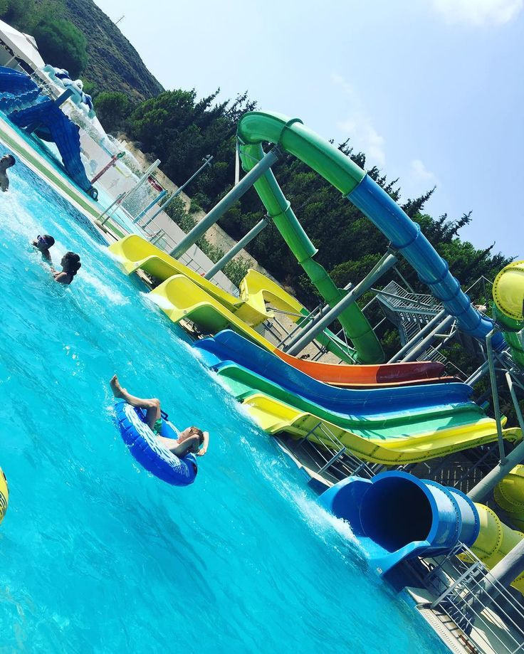 Wonderful aqualand for kids at Kipriotis Hotels!! #Aqualand #poolslide #poolfun #kipriotishotels #Kos #KosGreece #Greece