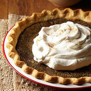 Maple Sugar Pie from Midwest Living