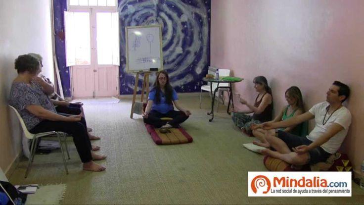 Curso Registros Akásicos 5de6: Meditación de limpieza, por Sandra Sogas ...