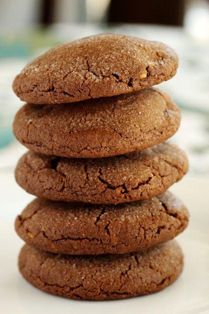 Biscotti al cioccolato senza uova e senza burro