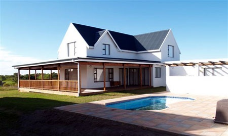 St Francis Bay Golf Course Luxury Home Rental