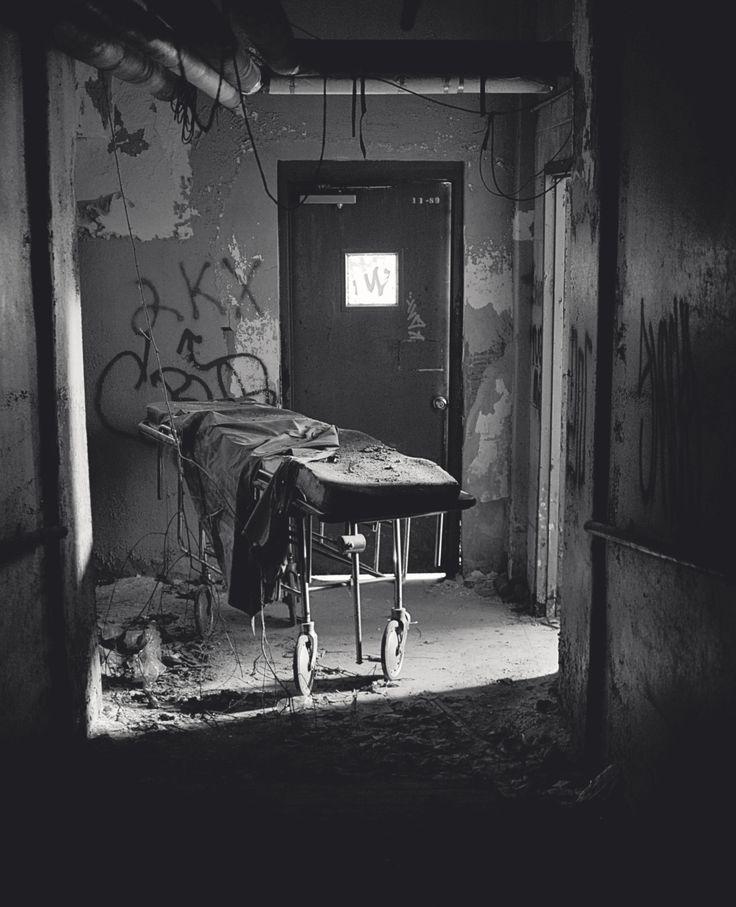 polarisportraits: Hospital for the Insane.