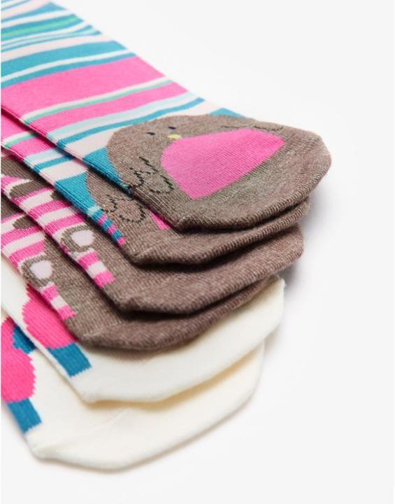 JNRTREATFTGBamboo Socks Three Pack