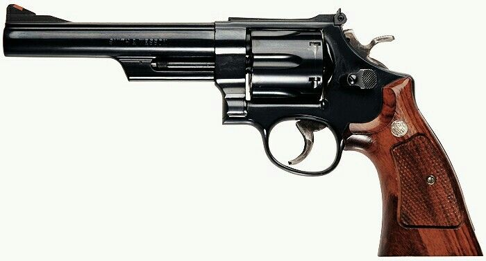 Smith & Wesson Model 29 - .44 magnum - Revolver