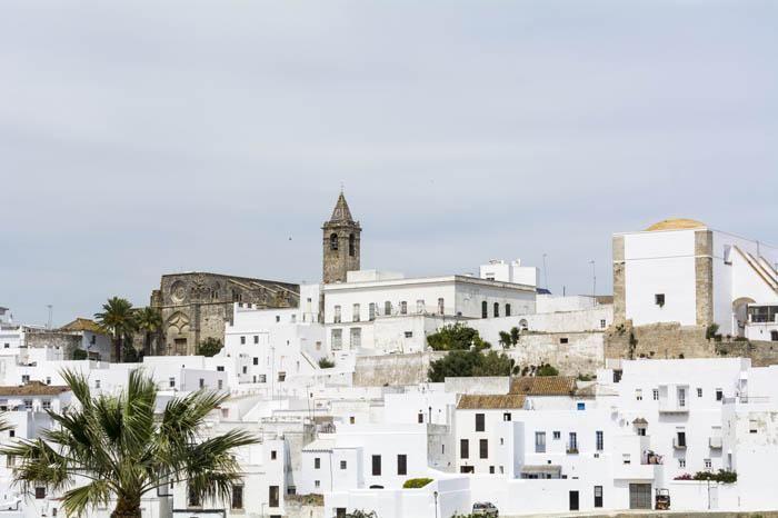 Vejer de la Frontera pueblo blanco en Cádiz