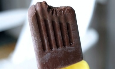 Gluten free fudge popsAlmond Milk, Fudge Popsicles, Fun Recipe, Popsicles Recipe, This Summer, Coconut Milk, Coconut Oil, Healthy Fudge, Homemade Fudge