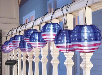 155 Best Patriotic Decorations Images On Pinterest Jelly