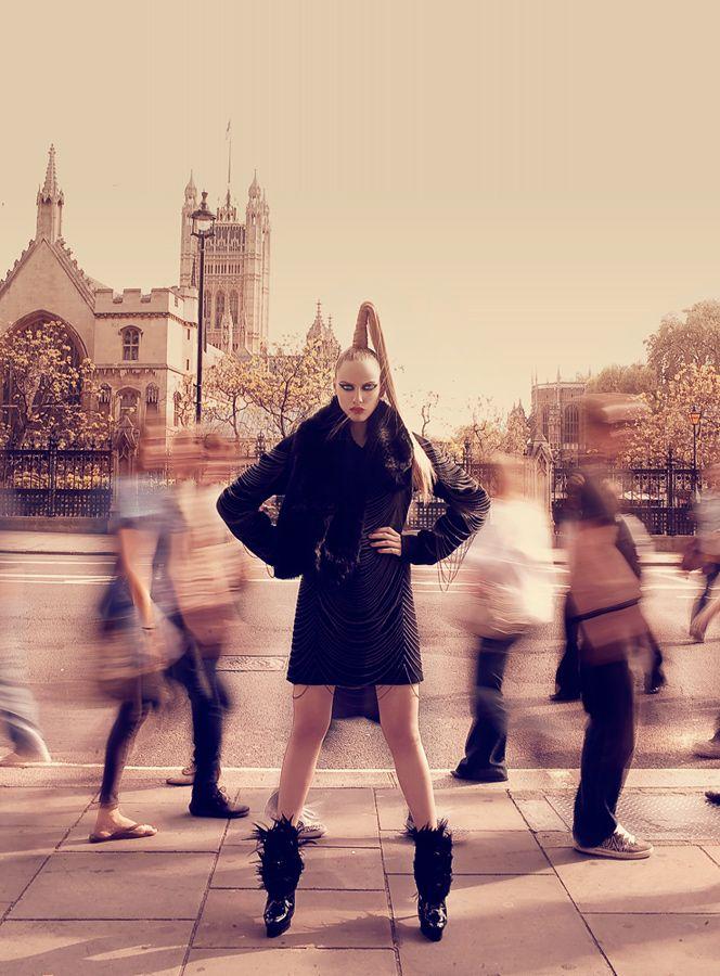 Sweet Seventeen Urban Fashion Photography By Akif Hakan