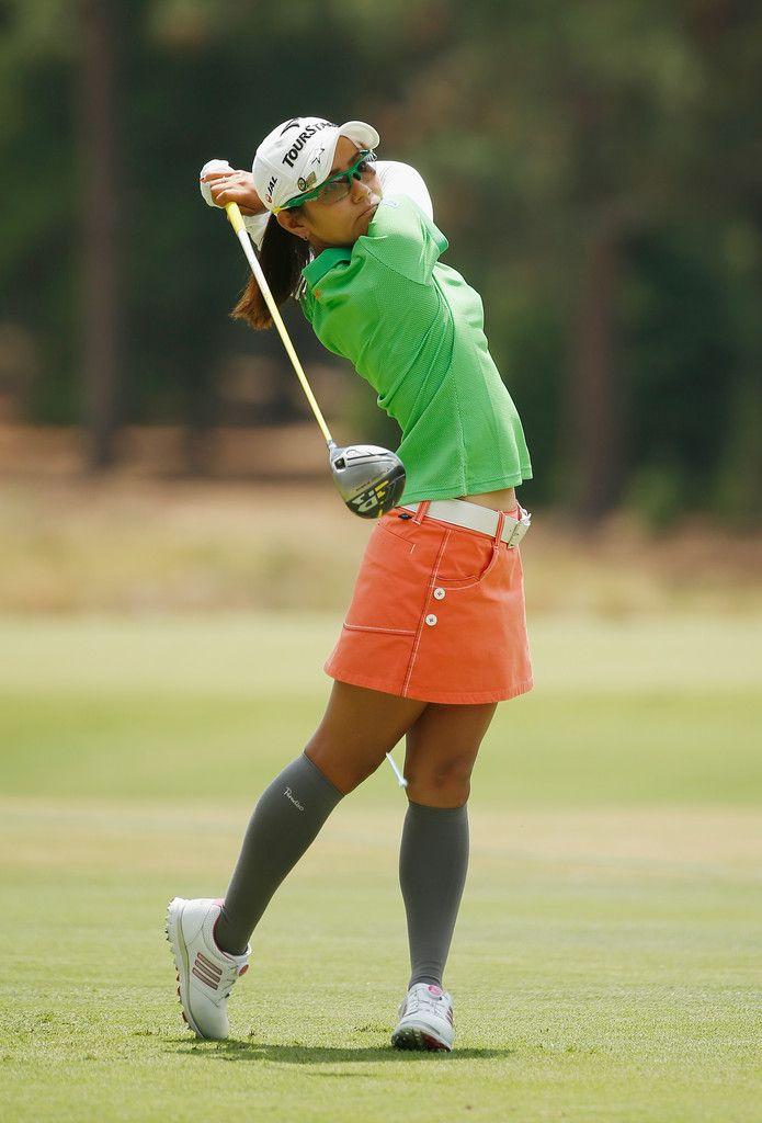 Ai Miyazato Photos: US Women's Open: Round 2
