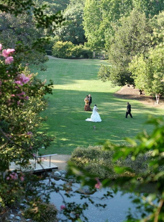 Weddings at the Los Angeles County Arboretum & Botanic Garden