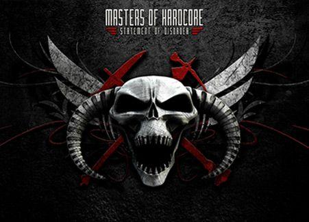 HARDCORE, MASTERS OF HARDCORE