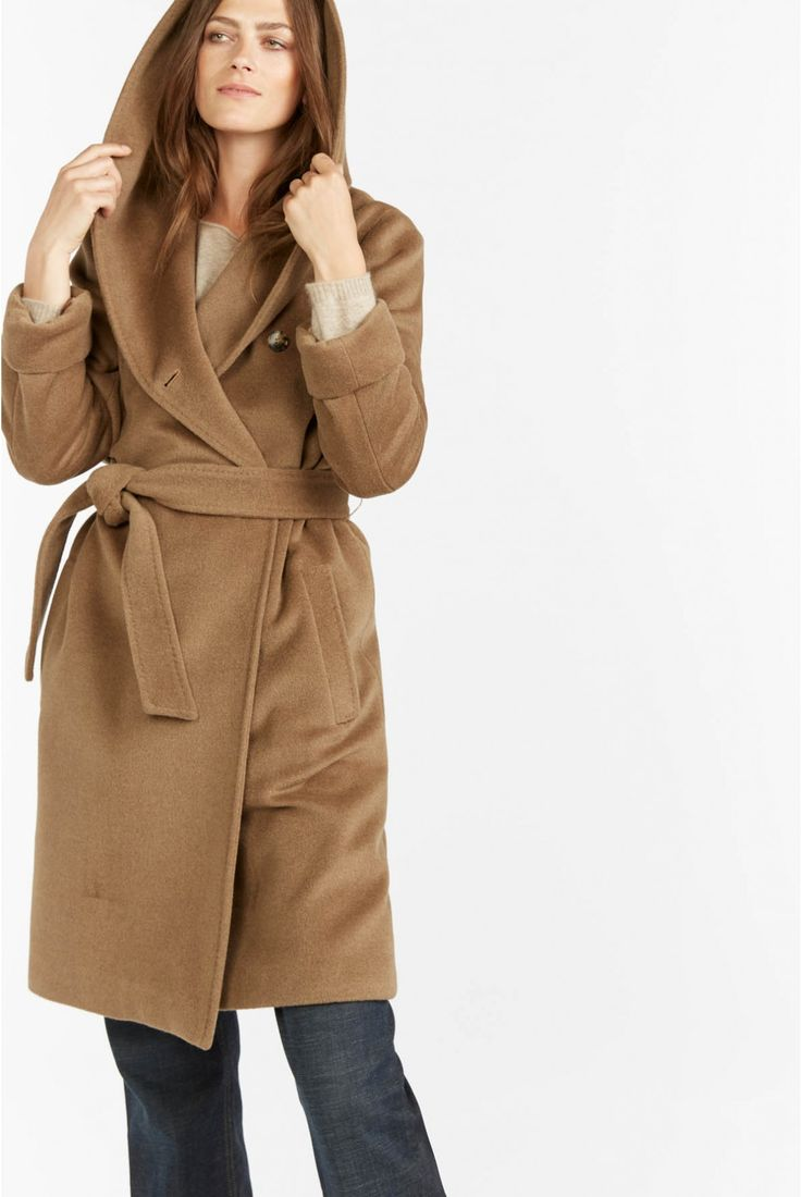 Manteau cinema, camel | gerard darel 1