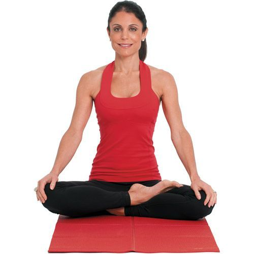A standard yoga exercise mat is about 1/8 inches thick, while the thickest expand up to 1/4 inches.Read more @ http://www.shivayogamats.com/