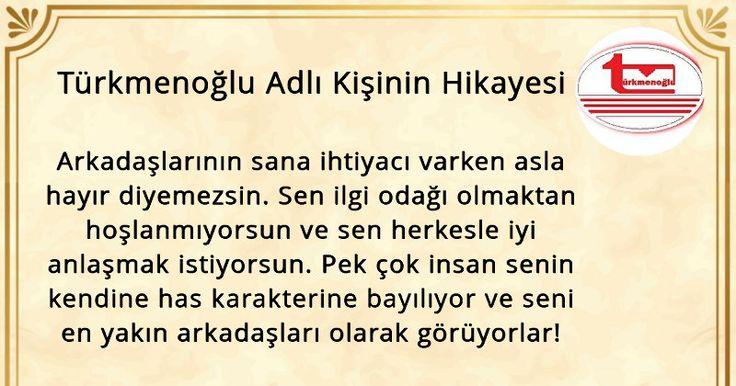 Türkmenoğlu, hikayeni anlatmak kadar büyük bir keyif yoktur. Ve seninki gibi bir hikayenin olabildiğince çok kişiye ulaşması lazım çünkü çok ilham verici bir hikaye.