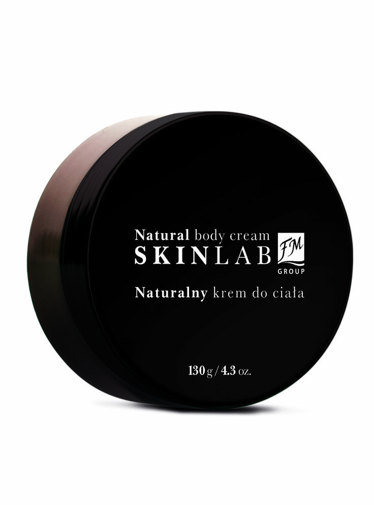 #Body_Cream της σειράς Skin Lab. Φυσική κρέμα σώματος με αμυγδαλέλαιο που μαλακώνει την επιδερμίδα!