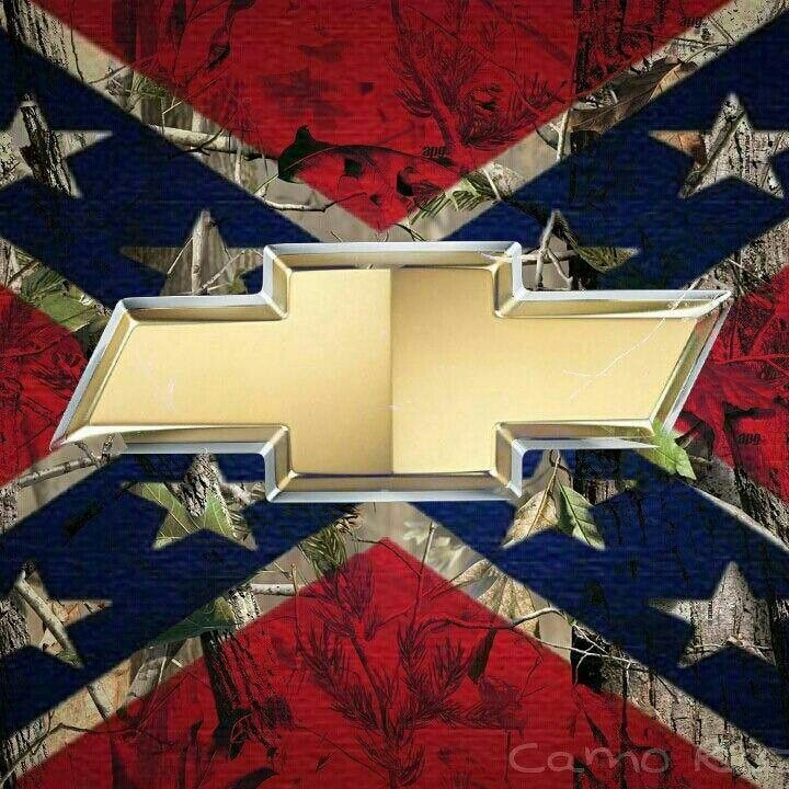 Camo Chevy rebel Rebel flags Pinterest