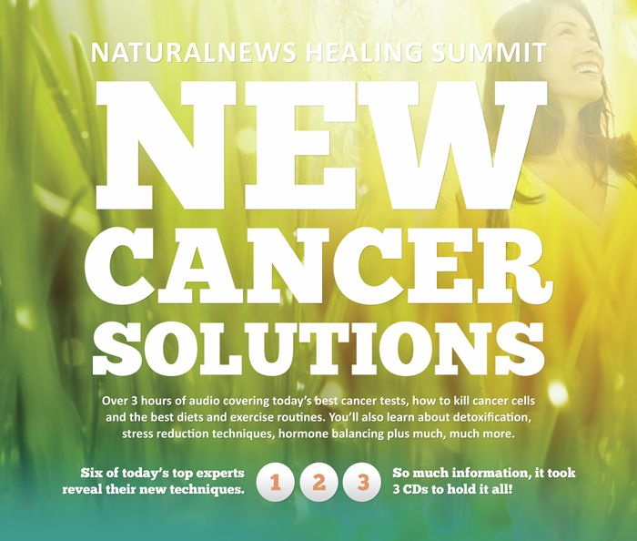 Over 3 hours of content on 3-CDs covering today's best cancer tests, how to kill cancer cells and the best diets and exercise routines. You'll also learn about detoxification, stress reduction techniques, hormone balancing plus much, much more