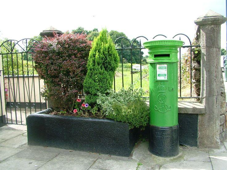 Post Box in Abbeyleix, Co. Laois