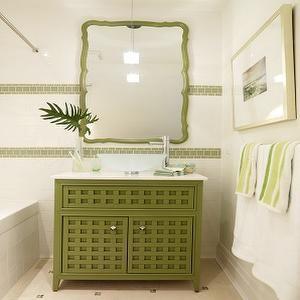 green bathroom vanity green cabinets green bathroom cabinets green