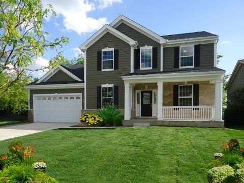 15 best new construction homes in mecklenburg county for Building a house for 250k