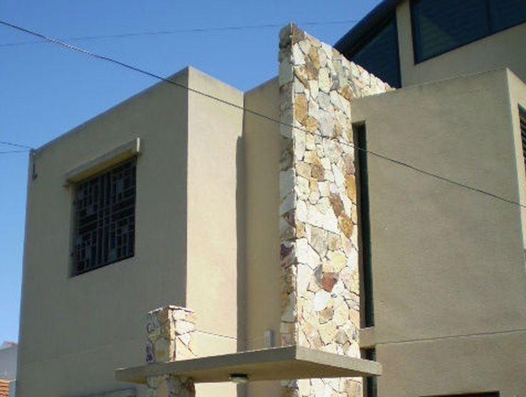 Obras lajas quilmes proyectos que intentar pinterest - Revestimiento fachadas piedra ...