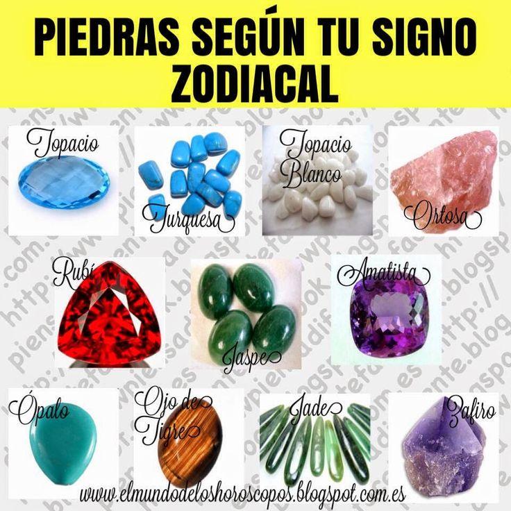 De acuerdo con tu signo zodiacal las piedras preciosas se identifican con tu personalidad y al usarlas te darán buena energía en tu vida se...