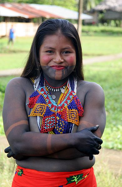 Embera katio « pacifico colombiano
