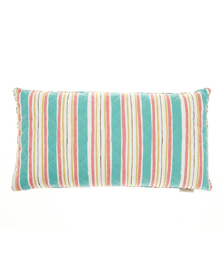 Luxury Decorative Pillow Collection : Nina Home at Stein Mart - Aubree stripe decorative pillow Nina Home By Nina Campbell ...