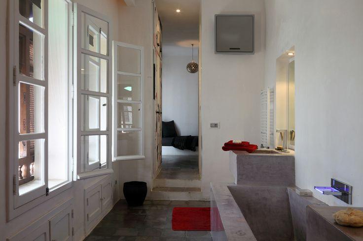Chambres - Hôtel - Médina - Nabeul - Tunisie