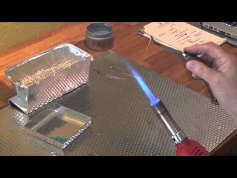 "Enameling Head Pins with 6/20 Enamel video, as explained in ""Torch-Fired Enamel Jewelry: a Workshop in Painting with Fire,"" named Best Craft Book of 2011 at Amazon.  www.paintingwithfirestudio.com  2428 Central Avenue, St. Petersburg, FL 33712"