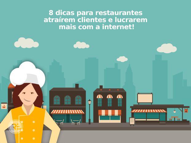 O que você conhece sobre Marketing para restaurantes? Veja nesse post como funciona marketing digital para restaurantes. #marketing#resturantes#pinterestwork