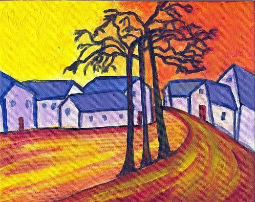 15 best images about Post Impressionist Art on Pinterest | Oil on ...