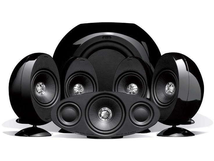 Le pack d'enceintes Home-Cinéma KEF KHT3005SE est la dernière évolution du système « egg », amélioré pour fournir des performances audio encore plus intenses, tout en conservant un style inimitable.    - #cobrason #HomeCinema #enceintes #speakers #enceinte #speaker #Kef #KHT3005SE