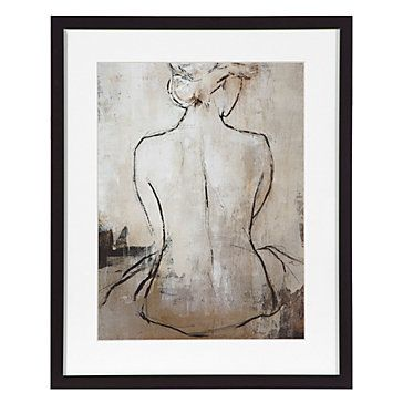 Would be great in our bathroom   Spa Day 3 is a Beautiful Framed Work of Art | Z Gallerie