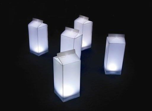 Tetra Nightlight — ACCESSORIES -- Better Living Through Design