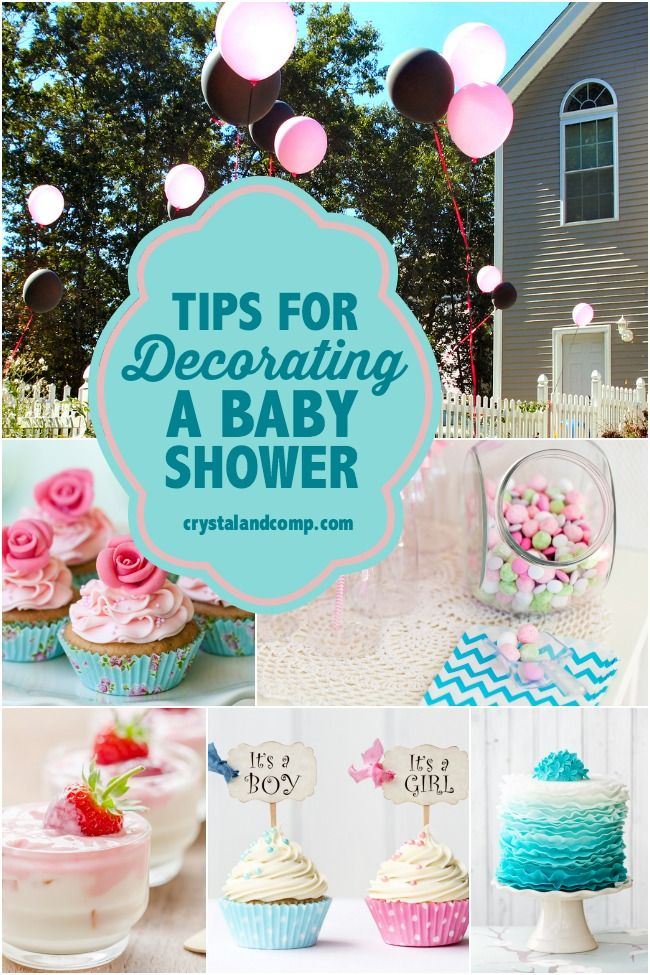 TIPS for Baby Shower Decorations