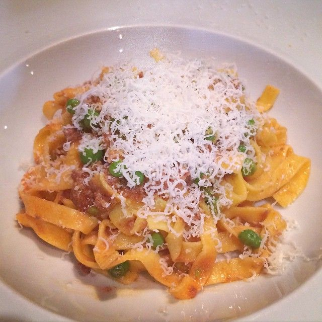 When in Bologna... And got the recipe! Trattoria Caminetto D'oro, Bologna, Italy