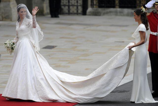 Vestito da sposa principessa kate