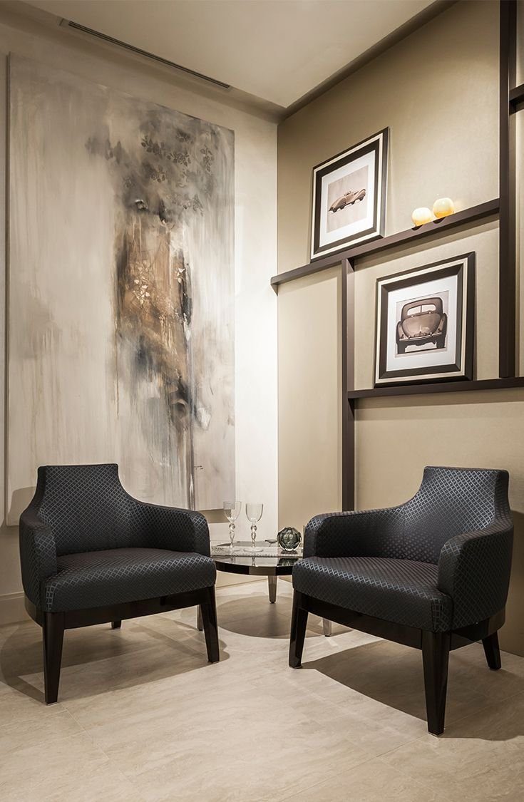 Fendi Casa is playful and sophisticated. See more in Luxury Living new Miami showroom Luxury Living Group Miami Design District 2014