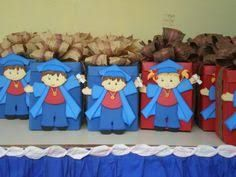 Resultado de imagen para souvenir graduacion para niños pequeños